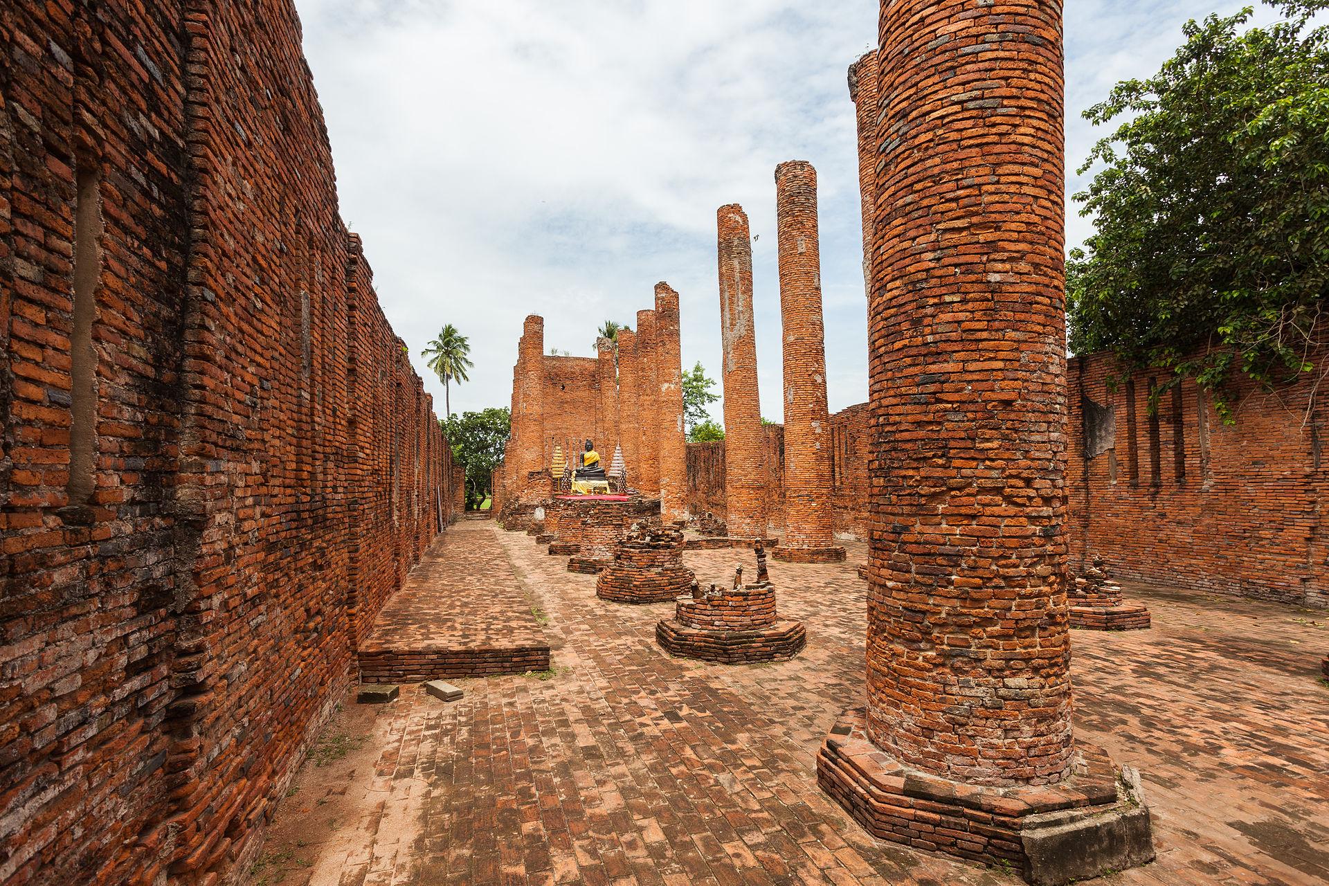 タイの世界遺産!美しくて感動するタイの絶景5ヶ所リスト