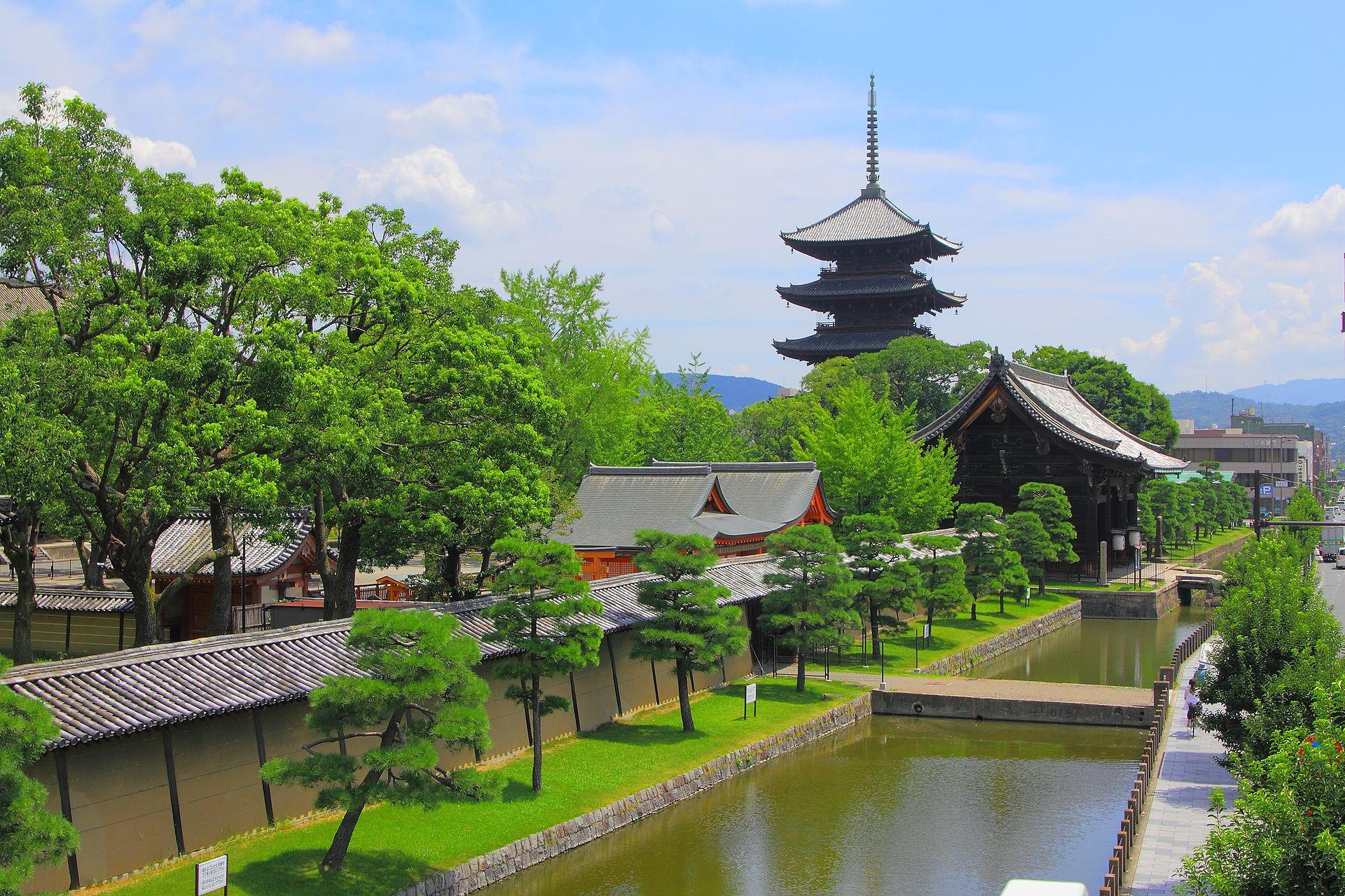 優雅な街並み!京都にある魅力的な世界遺産まとめ 京都世界遺産
