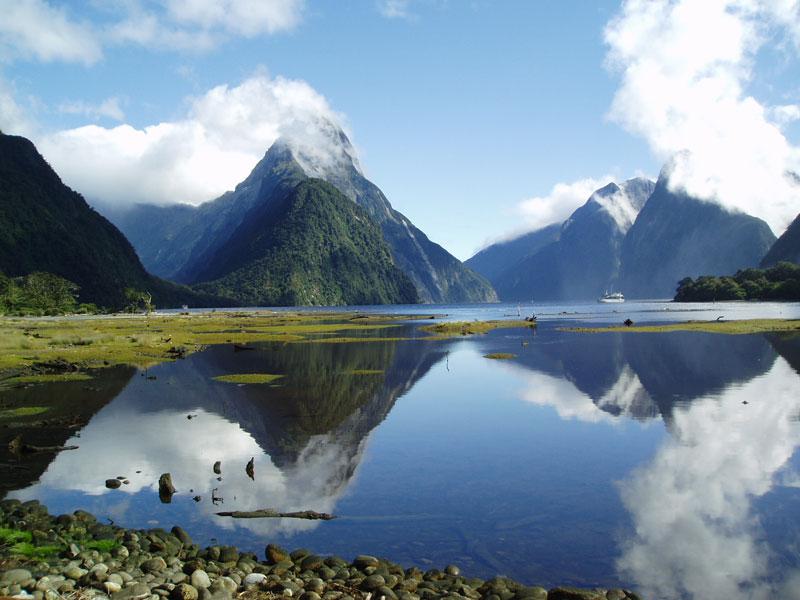 大自然と山脈が絶景!ニュージーランドにある世界遺産3ヶ所まとめ ニュージーランド世界遺産