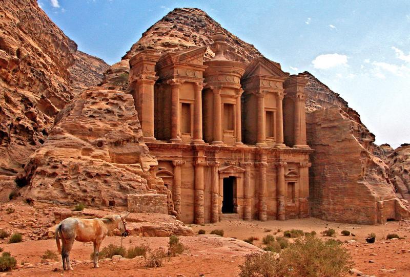 ヨルダンの世界遺産!絶対に見てほしい感動する絶景まとめ