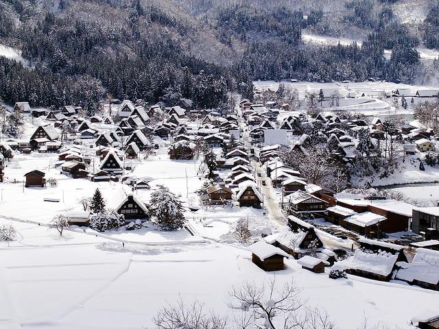 岐阜県の世界遺産!心から感動する美しい岐阜の景色まとめ