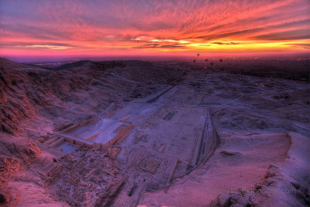 エジプトの世界遺産!神秘的で感動する絶景7ヶ所リスト