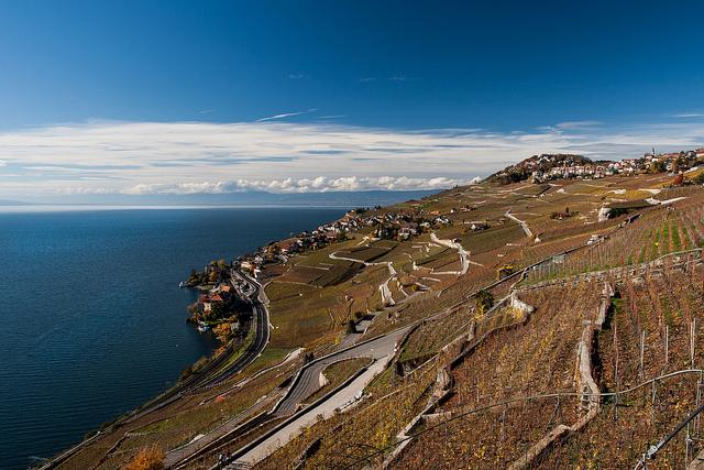 スイスの世界遺産!一度は見てほしい美しすぎる絶景12ヶ所リスト